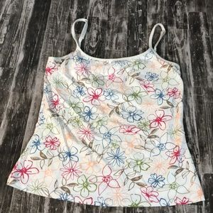J. Jill Shelf Bra Cami